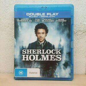 Sherlock Holmes (Blu-ray, 2010)