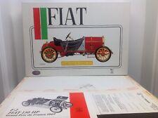 Pocher K 1:8 Fiat F-2 HP Racer 1907 Mille Miglia Ferrari 2. Auflage 1/8 sealed !