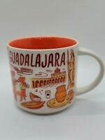 Guadalajara Starbucks Mug / 2019 Been There Across the Globe Series / 14 oz