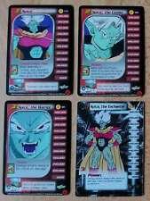 SPICE LV1-3 & HT [Light Play] #179-181 & 197 Trunks Dragon Ball Z Ccg Tcg Dbz
