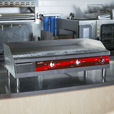 "36"" Electric Stainless Steel Countertop Commercial Restaurant Flat Top Griddle"