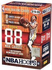 NBA 2018/19 Hoops Basketball Trading Card BLASTER Box [11 Packs]