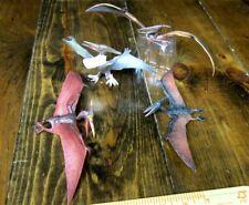 Dinosaur-prehistoric Pteranodon flock
