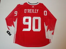 RYAN O'REILLY SIGNED 2016 TEAM CANADA WORLD CUP OF HOCKEY JERSEY JSA COA SABRES
