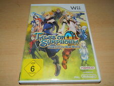 Tales of Symphonia: Dawn of the New World - Nintendo WII - top Zustand