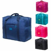 Foldable Large Bag duffel Luggage Storage Waterproof Travel Pouch Tote Bag AU