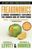 Freakonomics: A Rogue Economist Explores the Hidden Side of Everything [P.S.] ,