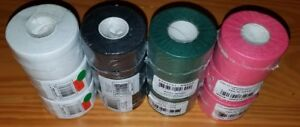 ATHLETIC Tape 3-pack  Muscle - Sports - Athletic - Battle Tape CHOOSE YOUR COLOR