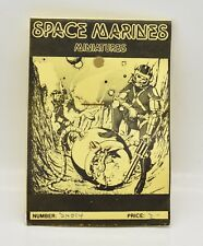 Space Marines Hover Jeep Weapons Pack SM014 NEW Metal Stan Johansen Miniatures