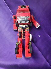 Vintage G1 Transformers Autobot Fire Truck - Inferno