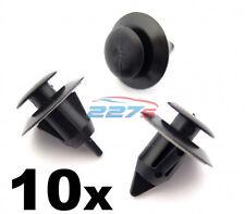 10x LAND CRUISER PRADO & gx470 IN PLASTICA LATERALE stampaggio tagliare clip