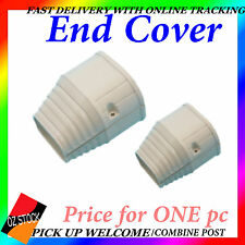 Air Conditioner End Cover Sturdy Anti-Corrosion Ducting  AirCon Connector QE-7