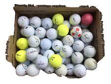 Lot of 100 Used Golf Balls