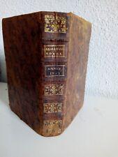 Almanach Royal année 1771