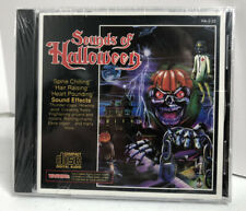 Sounds Of Halloween CD Brand New & Sealed (1994, Madacy) HA-2-22 Spine Chilling