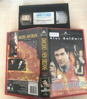 Omicidio a New Orleans - VHS,  Alec Baldwin