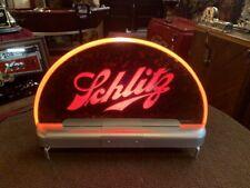 "1940's Schlitz Beer Halo Sign ""Watch Video"""