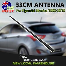 33cm Flexible Black Antenna Aerial Repair For Hyundai Elantra Sedan 1996-2010