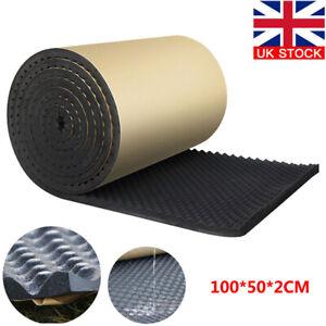 Acoustic Panels Soundproofing Foam Sound Proof Padding Tiles Studio Wall Noise