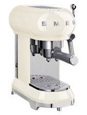 Smeg ECF01 Espresso Machine - Cream