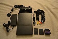 Sony Playstation 2 - PS2 - Model SCPH-77001 - Full System - Free Games