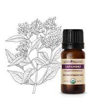 Organic Syzygium Aromaticum (Clove) essential oil USDA certified 10ml.