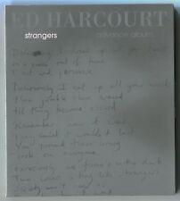 "ED HARCOURT ~ STRANGERS ~ 2004 UK 12-TRACK ""PROMO"" CD ALBUM [DIGIPAK]"