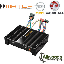 Match Amp & harness PP62DSP + FREE PP-AC Harness Cable Opel / Vauxhall Insignia