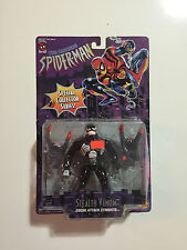 The Amazing Spiderman  Stealth Venom Sneak Attack Symbiote action figure Toybiz