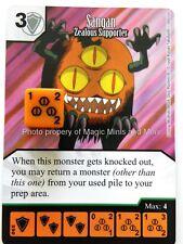 Yu-Gi-Oh! SANGAN Zealous Supporter #065/120 Yugioh Dice Masters card #65
