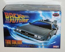 Polar Lights BACK TO THE FUTURE Time Machine MODEL KIT Scale 1:25 Snap Together