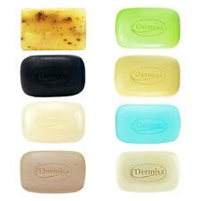 Dermisa Skin Care 8 fórmulas de jabón de tratamiento, limpieza, iluminan & Protección