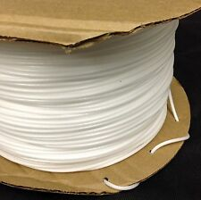 20 yards 4/32 Poly foam Welt Cord Piping  Outdoor Upholstery Sewing RTEX White