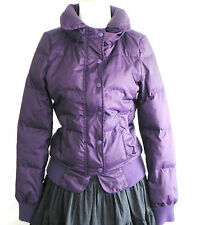 Juicy Couture Jacket/Puffer  Purple Size S  60% Down 40% Feather Quilted