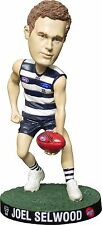 "AFL - Joel Selwood 8"" Geelong Cats Bobble Head (Elite Sports) #NEW"