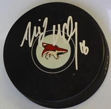 ROTISLAV KLESLA Signed PHOENIX COYOTES PUCK!! MAKE OFFER! ! 1001545