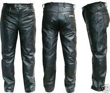 Pantalone in Pelle JF-Pelle mod. 3141-pelle Liscio
