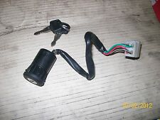 Honda  C90  Cub new ignition switch and 2 keys 4 wire connector