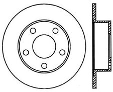 Disc Brake Rotor-Sport Slotted Cryo Disc Rear Right fits 98-01 Audi A6 Quattro