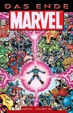 MARVEL EXKLUSIV HC # 48 - MARVEL: DAS ENDE - PANINI COMICS 2004 - OVP