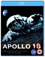Apollo 18 [Blu-ray] [DVD][Region 2]