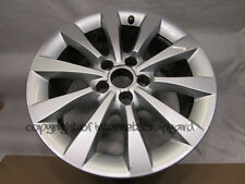 "Original Audi A6 17"" Alloy wheel alloys x1 8Jx17H2 ET39 4G0601025 AG #44"