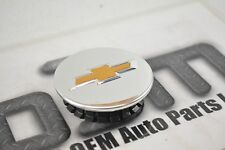 "2012-2014 Chevrolet Cruze Center Wheel Hub Cap 17"" Chrome-Tech Aluminim new OEM"