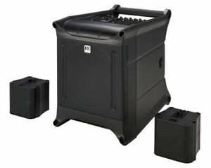 HK Audio Lucas Nano 305 FX PA System with Bluetooth, INCLUDES ROLLER BAG