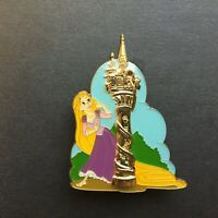 WDI - Disneyland - Rapunzel at Tower in Princess Fantasy Faire Disney Pin 105012