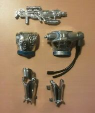 Biker Mice From Mars Totalizer Throttle Biker Knights Armour Pieces With Extra
