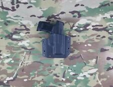 SIG SAUER P365 Kydex Holster Outside Waistband Black