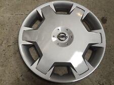 "1 53072 15"" Nissan Versa Cube Hubcap Wheel Cover 2007 08 09 10 11 12 13 14 15"