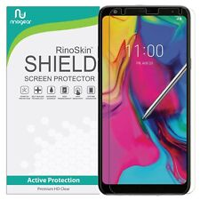 For Lg Stylo 5 Screen Protector RinoGear Case Friendly Accessories
