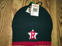 Stall & Dean Licensed Rucker Star reversible Wool Beanie Vintage style NWT